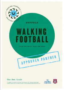 Walking Football @ The New Croft