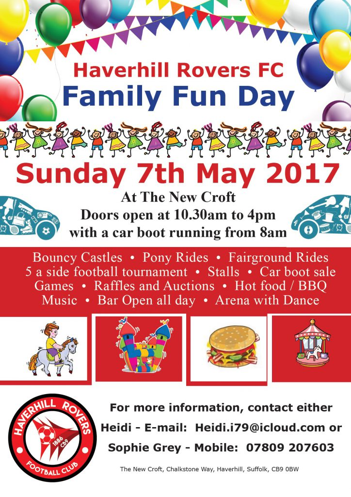 Family Fun Day at the Croft!