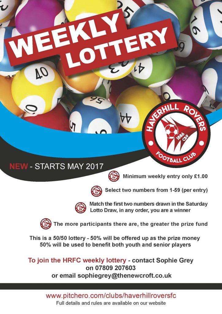 Haverhill Rovers Lottery