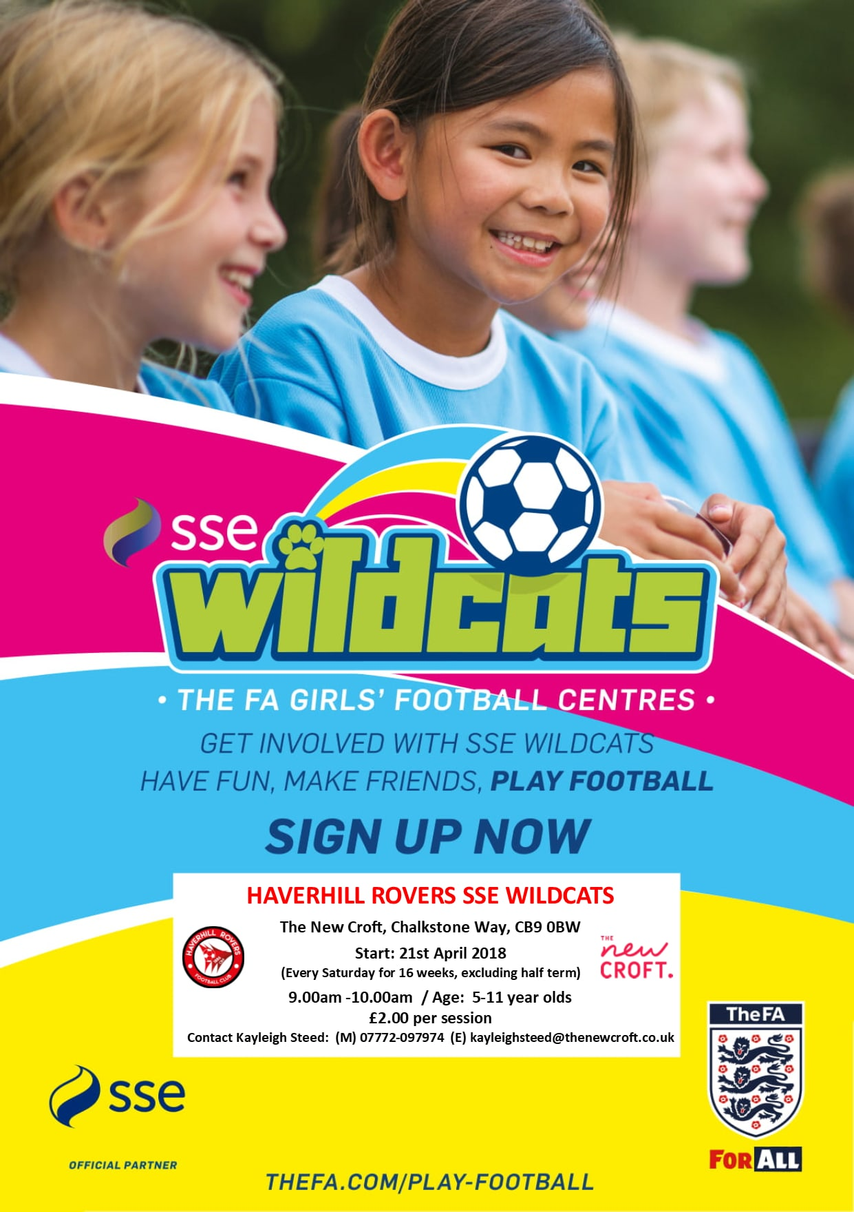 Girls Only Wildcat Sessions!