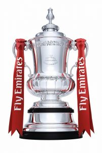 FA CUP  HAVERHILL ROVERS v LONG MELFORD