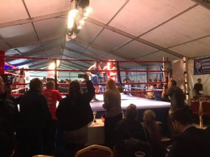 A Great Night Of Boxing At The New Croft…