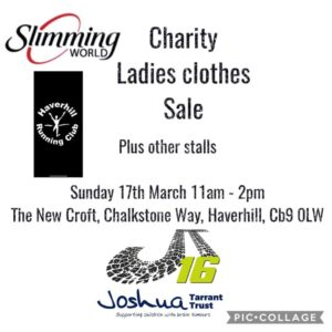 Charity Clothes Sale