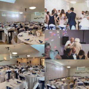 Venue Hire…. Wedding Reception