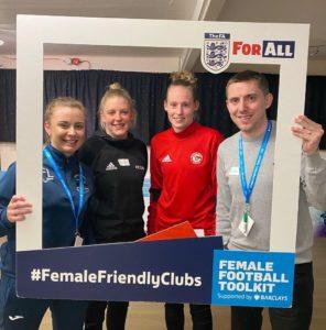 Female Friendly Clubs