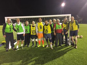 Friday Walking Football