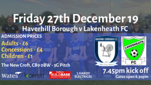 Football Date For The Diary