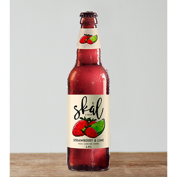 Skal-Strawberry-lime-cider