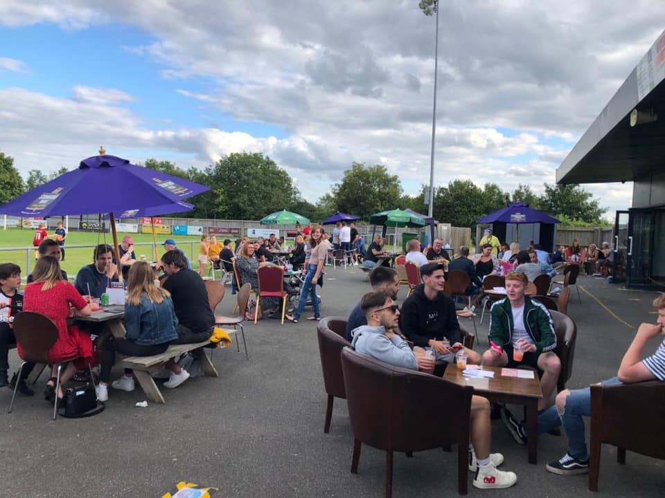 Beer Garden & Bingo another huge success!