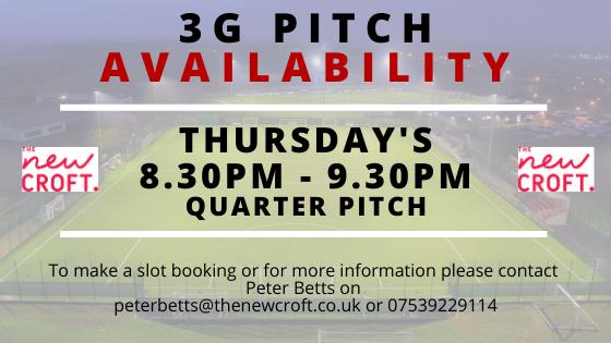3G Slot Availability