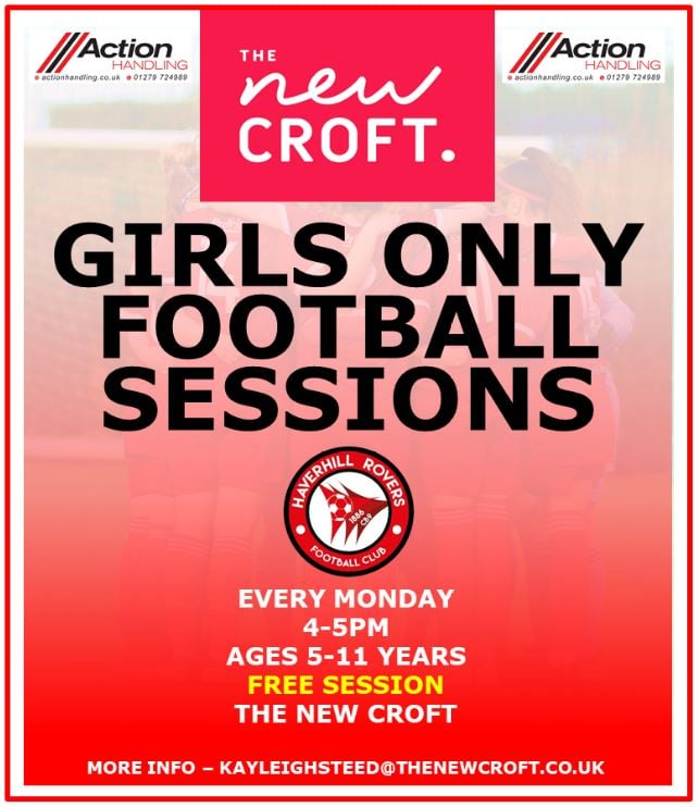 GIRLS ONLY FOOTBALL SESSIONS