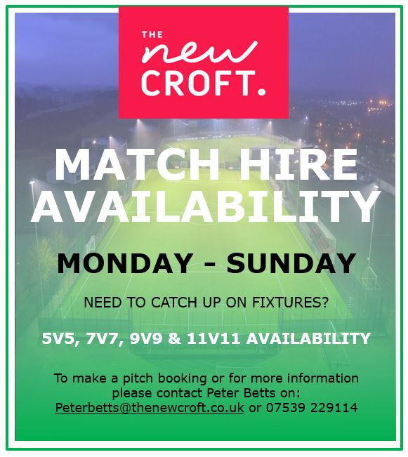 Match Hire Availability