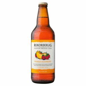 Recordelig-Mango-Raspberry-4.0-ABV-Cider-Sweden-HB
