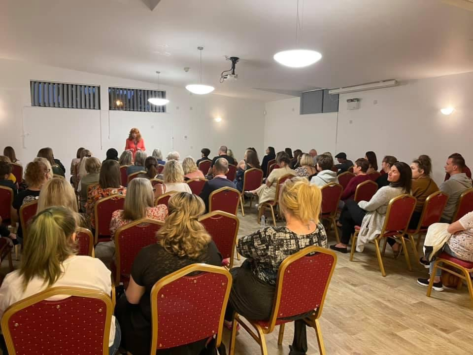 Great Turnout For Clairvoyant Evening